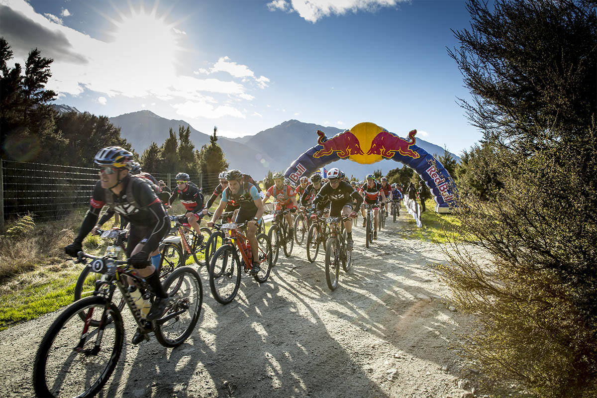 RED BULL DEFIANCE WANAKA GETS UNDER WAY
